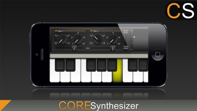 Core Synth Free screenshot two