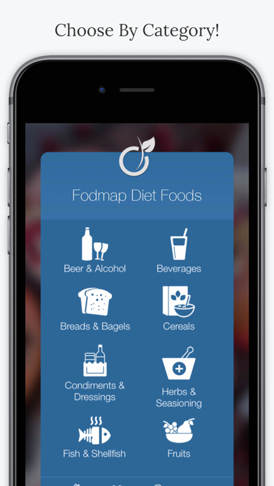 FODMAP Diet Foods. screenshot two