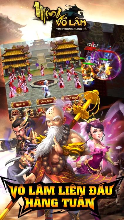 Mộng Võ Lâm - 2 Năm - Tình Nghĩa Giang Hồ screenshot-0