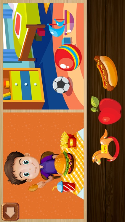 Sorter - Toddler & Baby Educational Learning Games screenshot-3