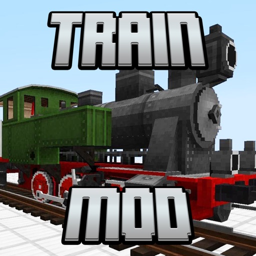 TRAIN Simulator MOD for Minecraft PC Pocket Guide