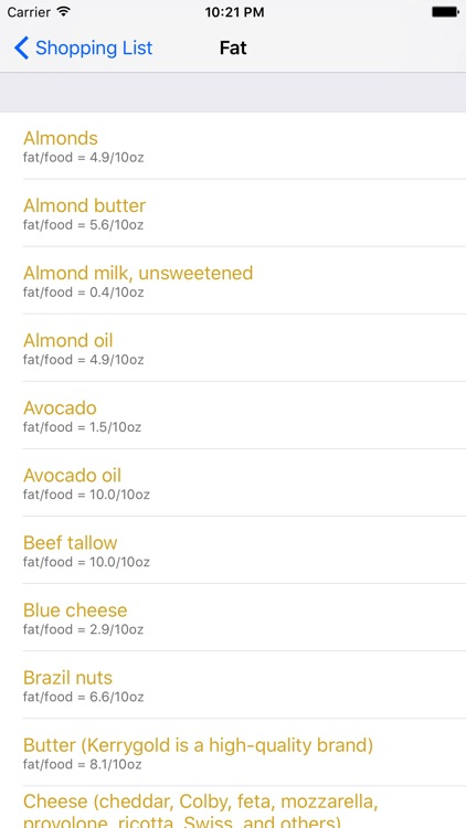Keto Diet Tracker - Low Carb High Fat Diet Guide screenshot-3