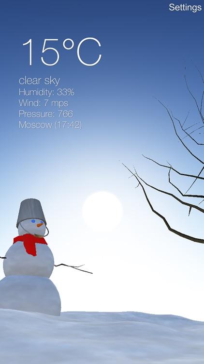 Nature Live Weather 3D LITE
