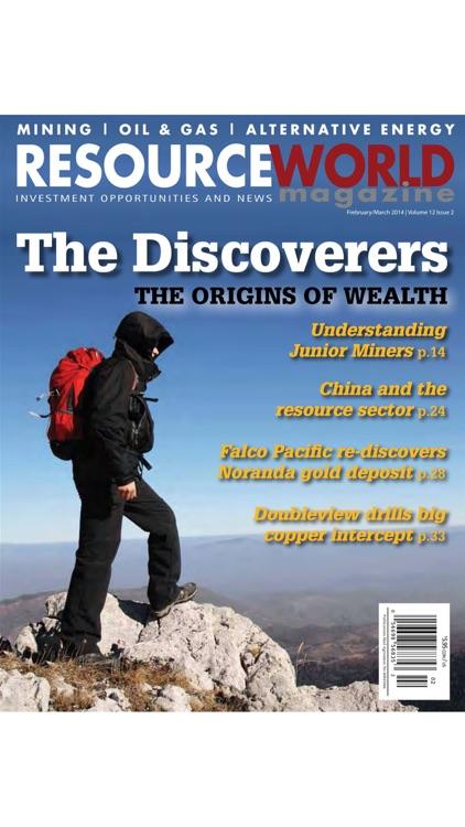 Resource World Magazine screenshot-3