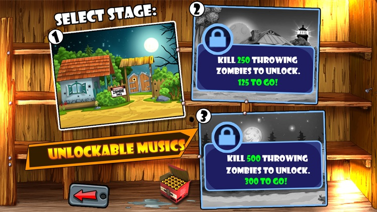 Zombie Area! Free screenshot-4