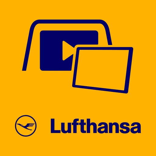 Lufthansa Companion App for Inflight Entertainment