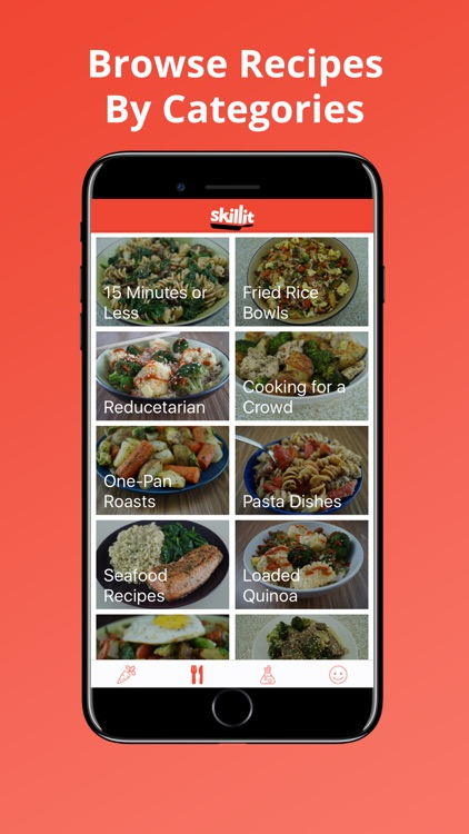 Skillit: Cooking Made Easy, Simple Healthy Recipes screenshot-4
