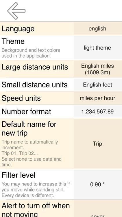 GPS Odometer Pro screenshot-4