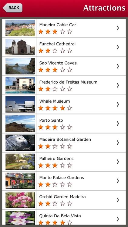 Madeira Island Offline Travel Guide
