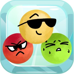 Funny Emoji Match 3 for Kids