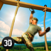 USA Army Troops Training School 3D Full Icon