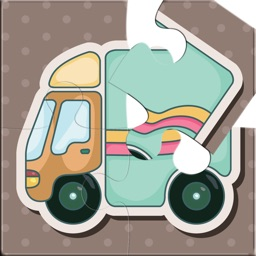 Cars Jigsaw Puzzle for Kids