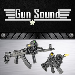 Gun Sounds With Guns Shot Animated Simulation