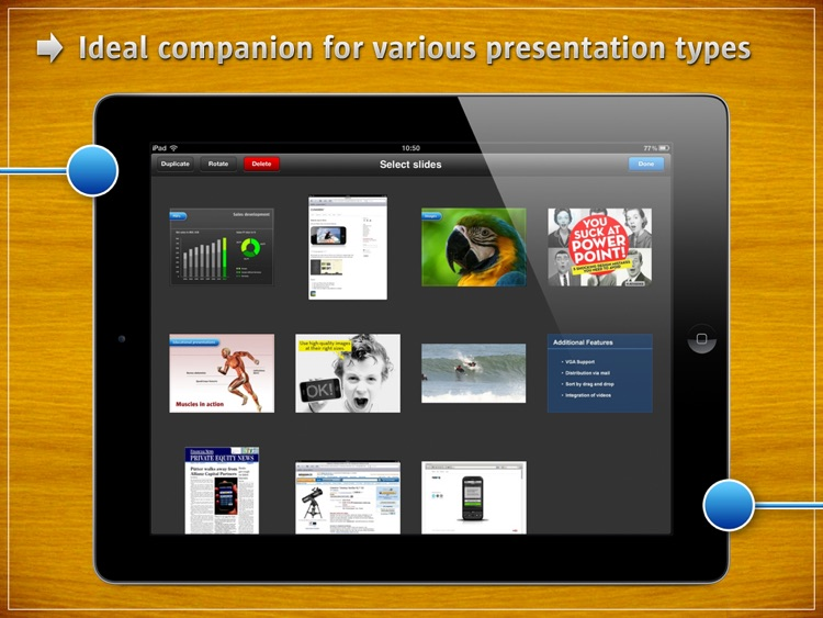 Presentation Link screenshot-3