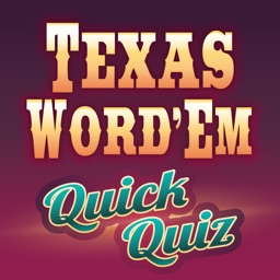 Texas Word'Em: 5 Clues 1 Guess (iMessage)