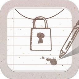 Private Notes, lock your secret !