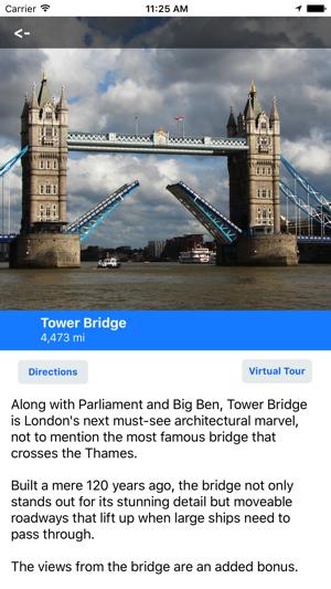 VR Guide: London Screenshot