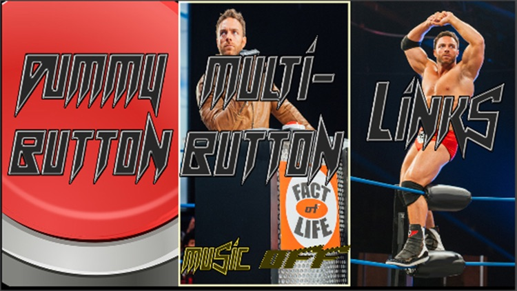 Official Eli Drake Dummy Button