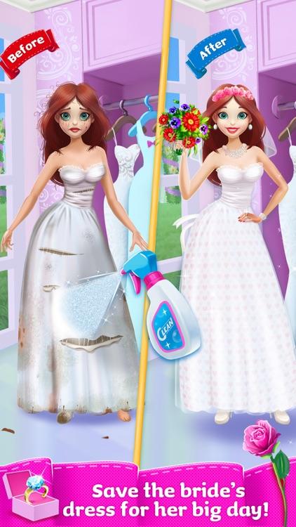 Design It Girl! - Crazy Fashion Salon screenshot-3