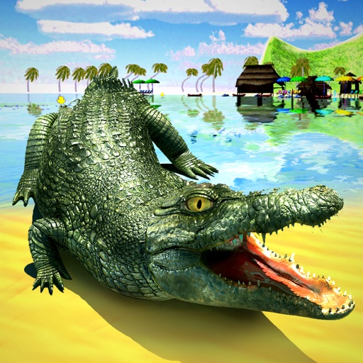 Hungry Alligator Evolution: Monster Jaws iOS App