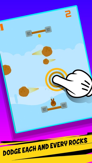 Rabbit Dash - Jump-0