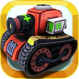 Tank Wars Battle - Tank Hero Lite