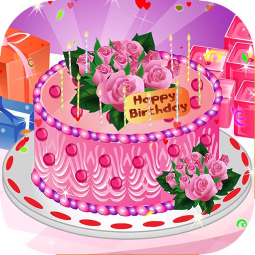 Awesome Pink Birthday Cake Cooking Games By Cayla Lirik Funny Birthday Cards Online Eattedamsfinfo