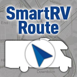 SmartRVRoute app