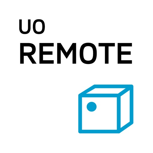 Remote for UO Smart Beam Laser NX