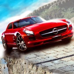 The Wall Car Racing Game: Crazy Stunt Driving Pro