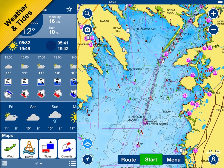 Boating UK&Holland HD screenshot-3