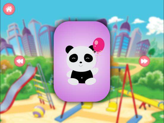 Baby Panda Jigsaw Puzzle Town screenshot 10