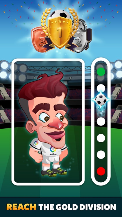 Head Soccer La Liga 2018 screenshot-4