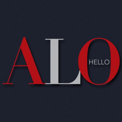 ALO Magazine icon