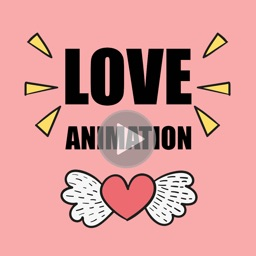 CUTe LOVe Animated Stickers