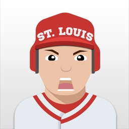 St. Louis Baseball Stickers & Emojis