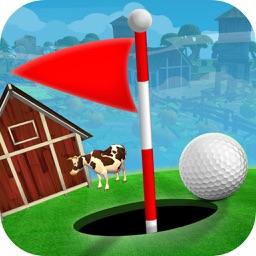 Funny Golf Shoot