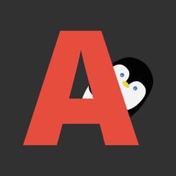 Penguin + Letters