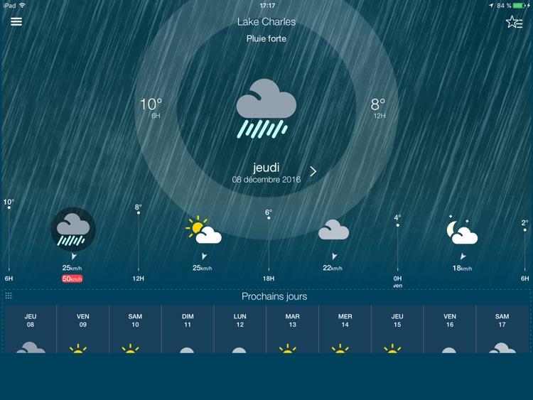 Météo-France pour iPad screenshot-3