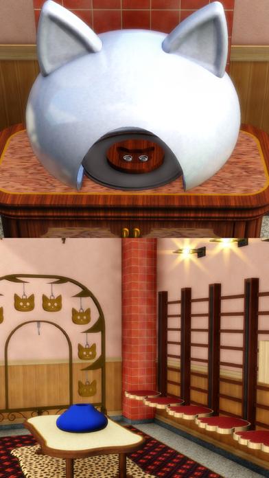 脱出ゲーム 猫カフェのおすすめ画像2