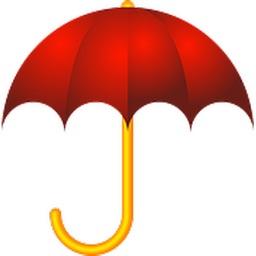 Umbrellas One Sticker Pack