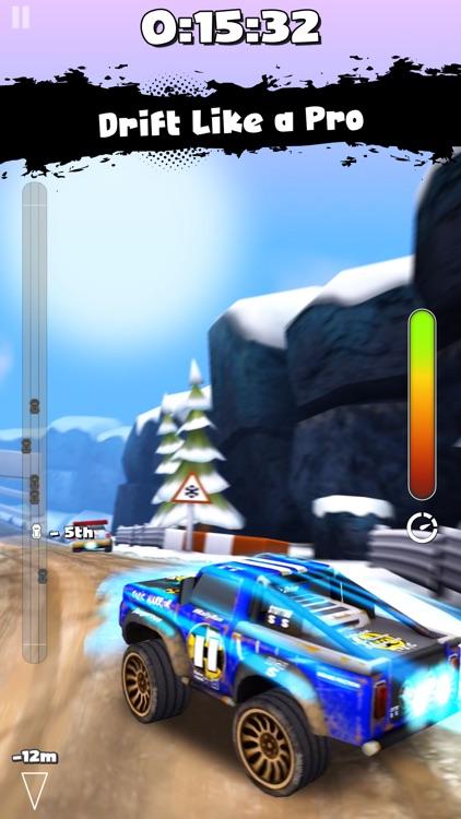 Rally Run screenshot-3