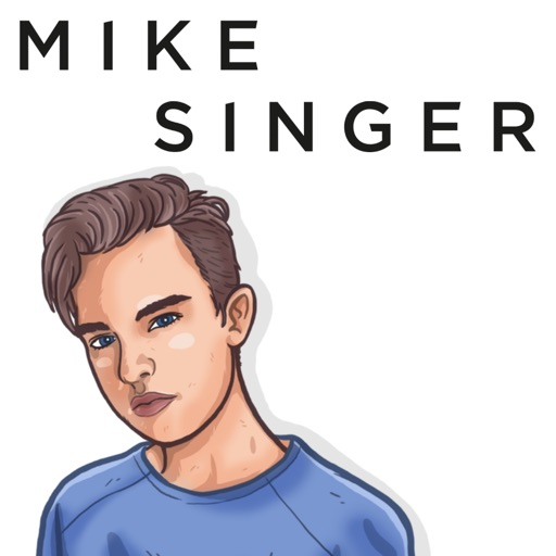 Mike Singer Sticker Pack