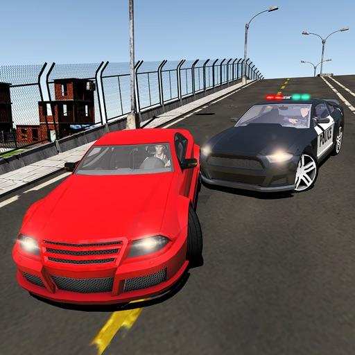 City Gangster Auto Vs Police Car Chase By OZITECH