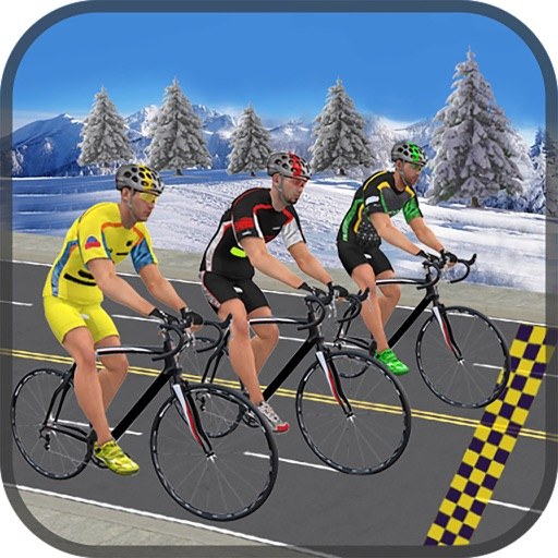 Extreme Highway Bike Racing 2017 - Bicycle Race 3D