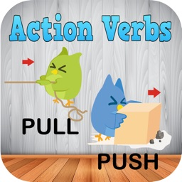 english action verbs picture for kids