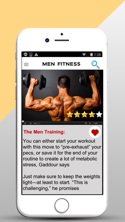 Workout Trainer-Personal Trainer App screenshot-3