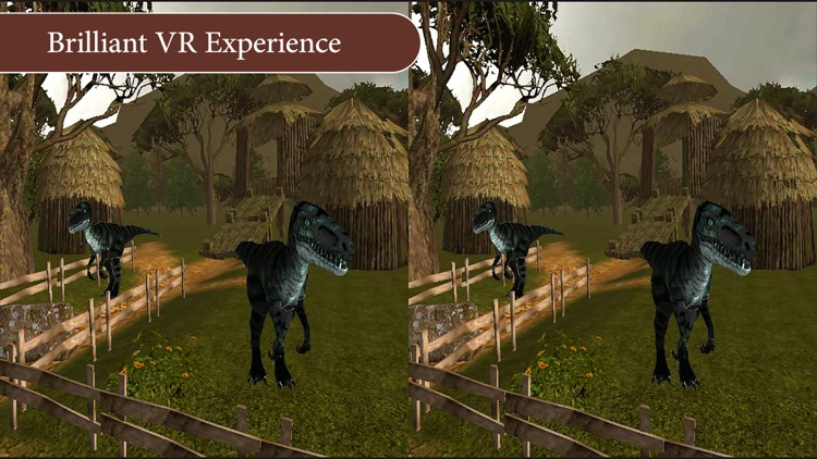 VR Dino Park Tour: Real Jurassic Experience screenshot-2
