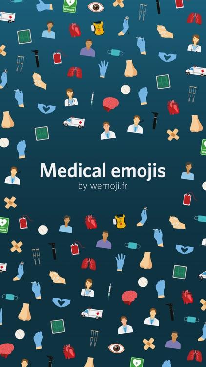 Medical emojis
