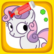 Activities of How To Draw Pony Free-the Pony World